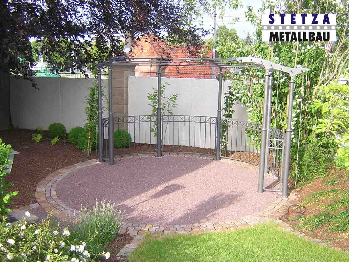 Gartengestaltung 0005 stetza metallbau de for Gartengestaltung 2016