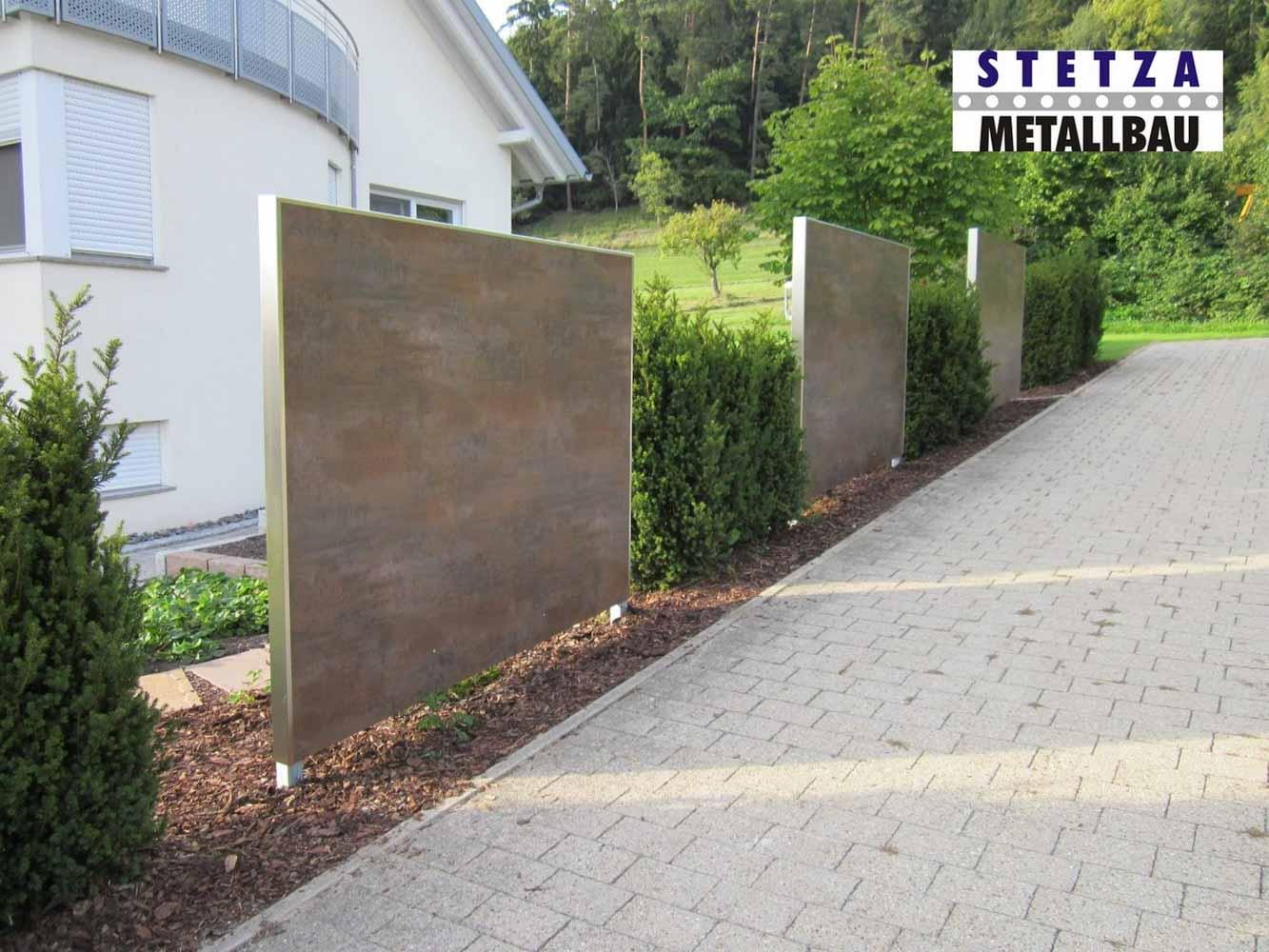 Gartengestaltung stetza metallbau de - Gartengestaltung bildergalerie ...